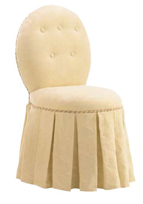 swivel vanity chair 1270 swivel vanity chair ohio hardwood furniture