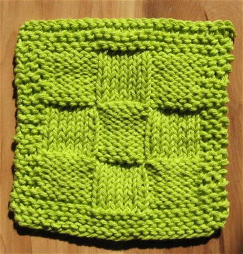 easy dishcloth knitting pattern simple knits easy nine patch dishcloth to knit free pattern