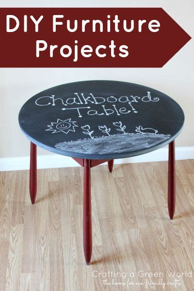 diy chalkboard furniture 25 best ideas about chalkboard table on diy