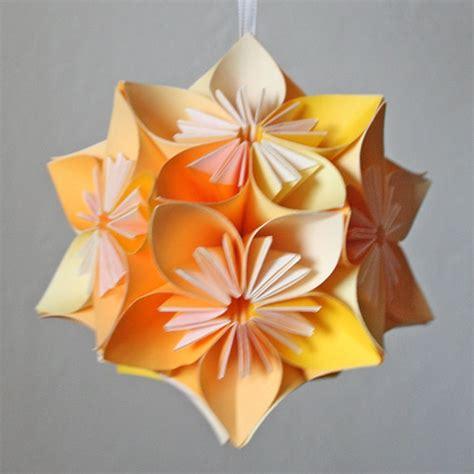 origami kusudama flower kusudama kusudama origami