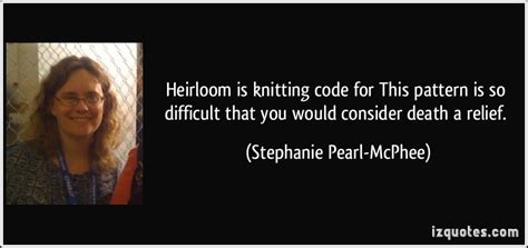 knitting codes explained pearl quotes quotesgram
