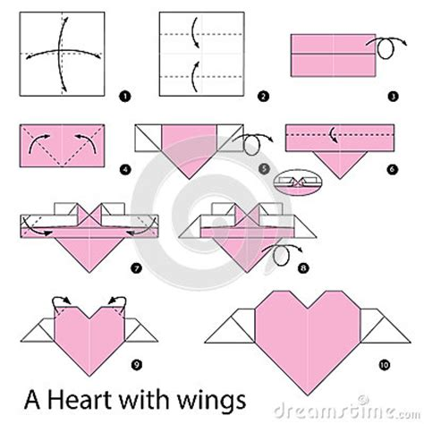 how to make a origami with wings step by step how to make origami a with