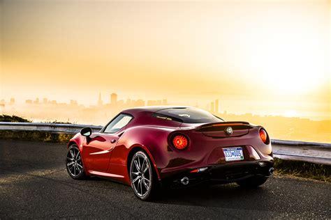 Alfa Romeo Usa 4c by U S Spec Alfa Romeo 4c Detailed Starts At 53 900 Gtspirit