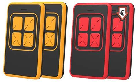 mando de puerta de garaje mando a distancia universal para puertas de garaje groupon