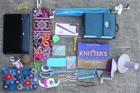 Knitting Notion Favorites And Knit