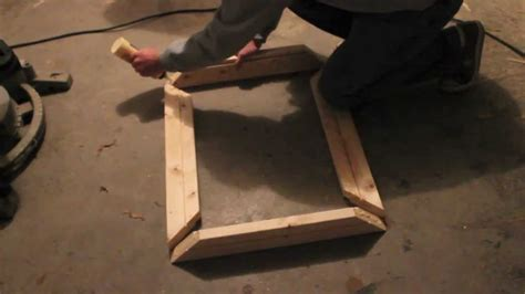 how to make wooden how to make a small wooden picture frame