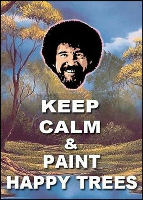 bob ross painting happy trees happy trees you are a cinema