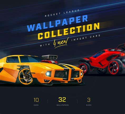 50s Car Wallpaper 1080p League by Rocket League Wallpaper Collection On Behance