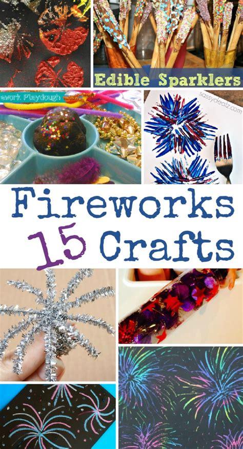 bonfire crafts for 15 fireworks crafts for bonfire new year s or