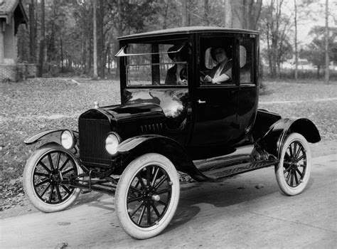 Ford Automobiles by Ford Model T 1920 To 1924 Page 3