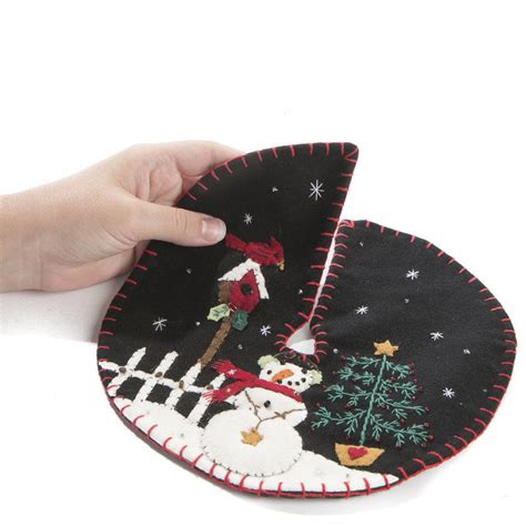 embroidered tree skirts embroidered tree skirt 28 images small pine and