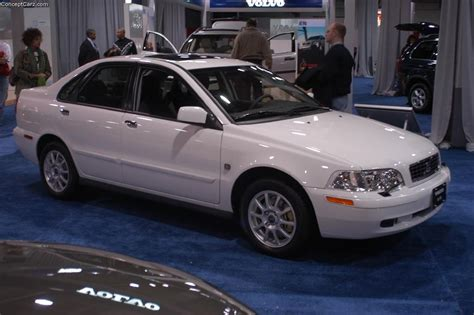 2003 S40 Volvo by 2003 Volvo S40 Information And Photos Zombiedrive