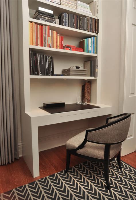 modern built in desk wall desk units contemporary with built in desk