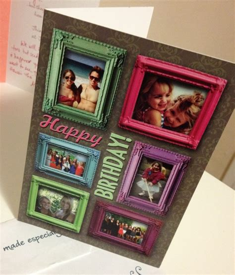 how to make personalized birthday cards cleverbug taps snaps for personalized birthday cards