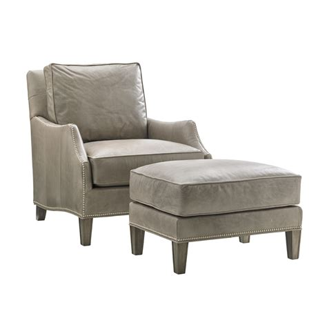 leather chairs and ottomans living room chair and ottoman modern house