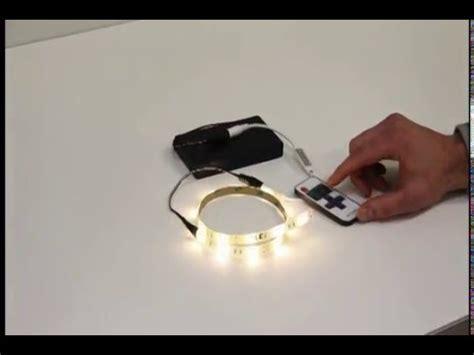 battery led light strips battery operated led light