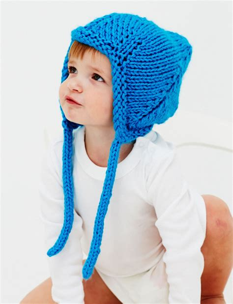 tiny baby hat knitting pattern bernat gnome hat knit pattern yarnspirations