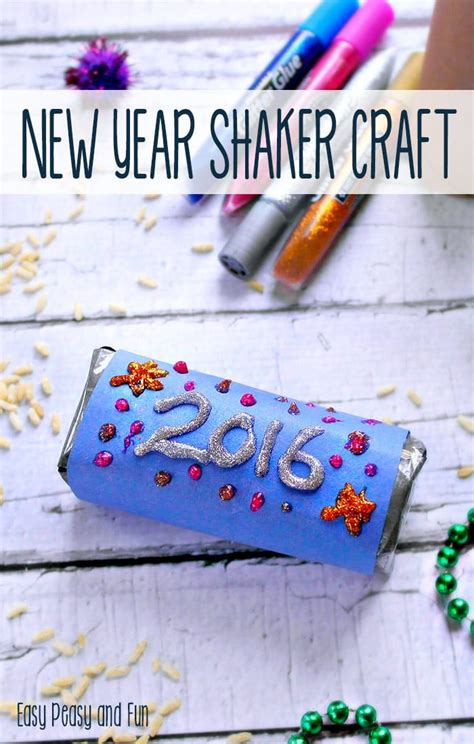 year crafts new year s rice shaker craft easy peasy and