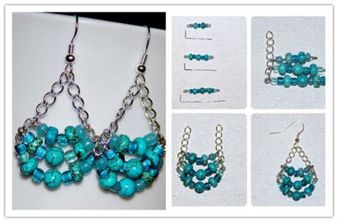how to make chandelier earrings with how to make diy chandelier earrings how to