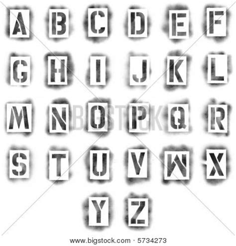 spray paint stencil font free stencils in spray paint stock photo stock images bigstock