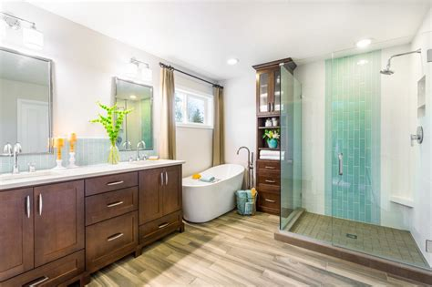 Spa Bathroom Remodel by Maximum Home Value Bathroom Projects Tub And Shower Hgtv