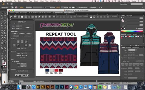 textile design software generation digital textile fashion software for adobe