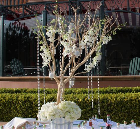 tree wedding centerpieces san diego wholesale flowers florist bouquets manzanita