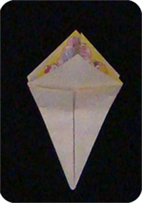 visible origami simple origami flower make origami