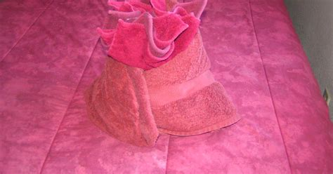 how to make a origami volcano corpany creative clearinghouse towel origami volcano