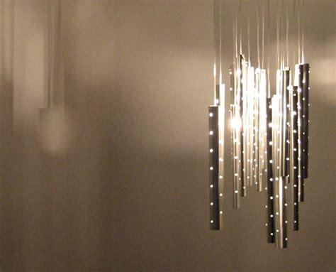 with the wind chandelier windchime chandelier inhabitat green design