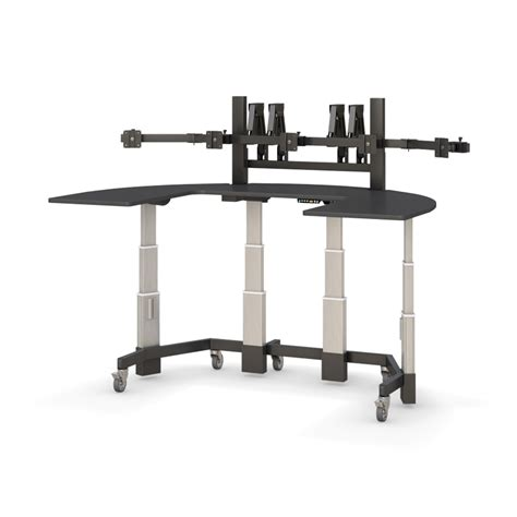 stand up desk with treadmill height adjustable treadmill standing desk afcindustries