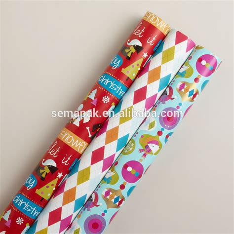 buy gift wrapping paper customized various designs wrapping paper gift wrapping