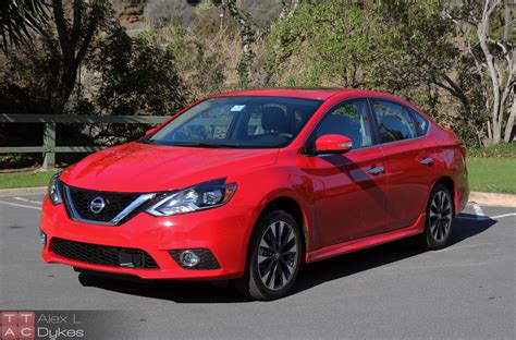Nissan Of by 2016 Nissan Sentra Review Nissan S Compact Goes Premium