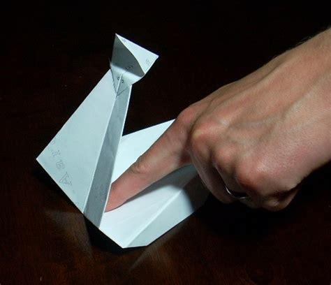 origami catapult catapult printable origami