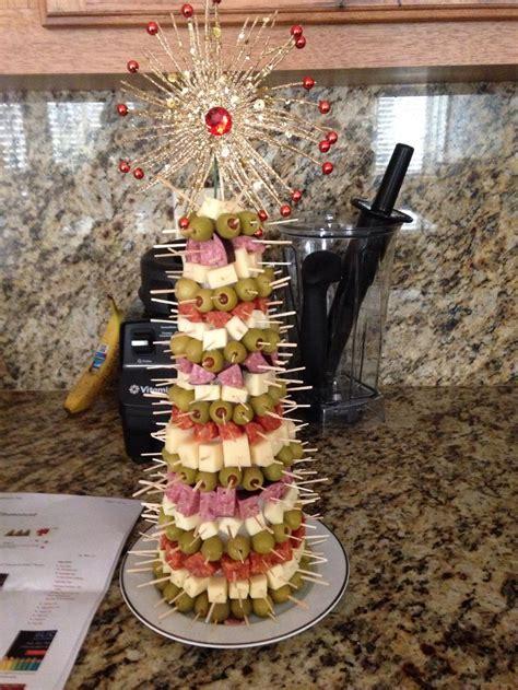 appetizer tree tree appetizer food ideas