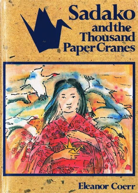 sadako picture book library of rescued books sadako and the thousand