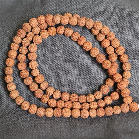 mala for sale sale rudraksha rudraksh japa mala 108 1 bead