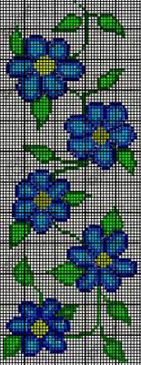 ojibwa bead loom ojibwe american floral flower bead loom pattern