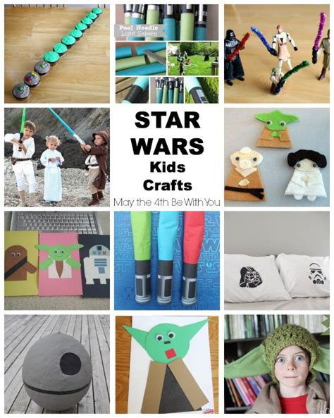 may crafts for 13 quot may the 4th be with you quot wars crafts make and takes