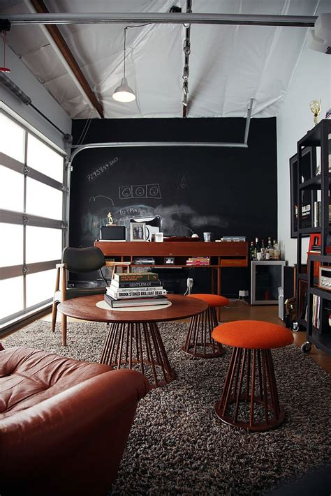 garage office designs 20 chalkboard paint ideas to transform your home office