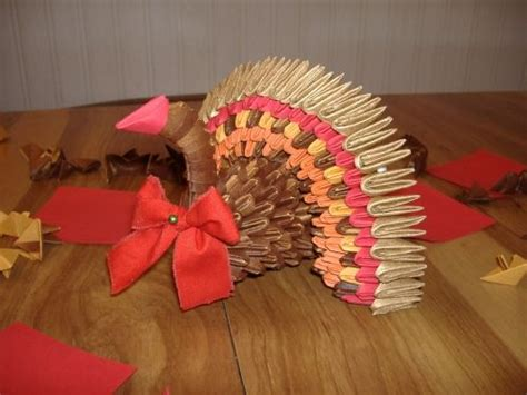 thanksgiving origami 10 best images about origami on green peacock
