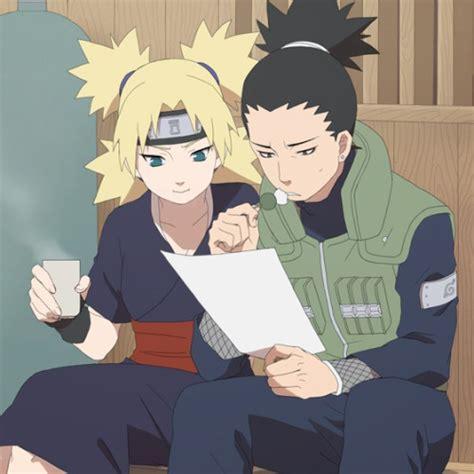Shikamaru And Temari On
