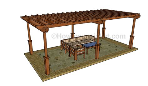pergola blueprints free pergola june 2015