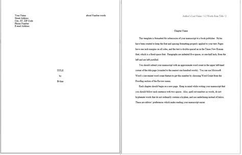 picture book manuscript format evaluating predefined manuscript templates in word s k