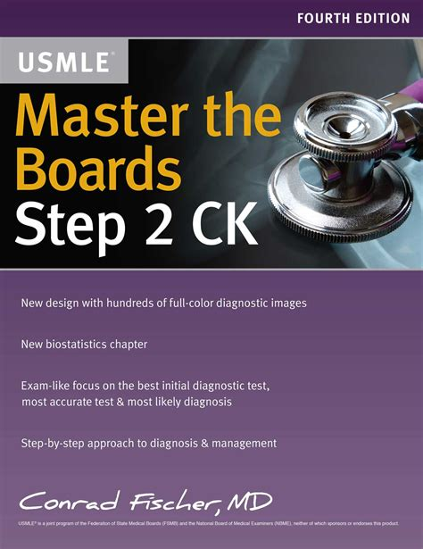 master the boards usmle step 2 ck master the boards usmle step 2 ck book by conrad fischer