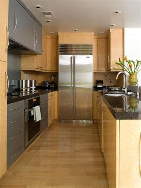 small galley kitchen design ideas contemporary small galley kitchen apartments i like