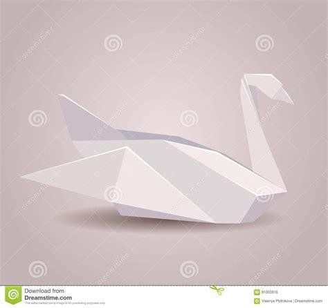 origami swan pdf origami stunning oragami swan origami swan napkin