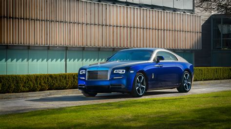 Car Wallpapers Rolls Royce by Rolls Royce Wraith 2017 Bespoke 4k Wallpaper Hd Car
