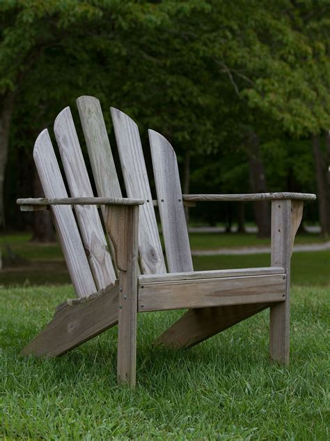 What Is An Adirondack Chair by Rustic Furniture