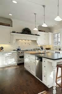 Farmhouse Home Designs top 38 best white kitchen designs 2016 edition